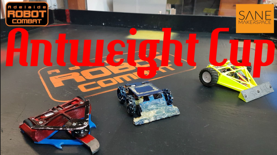 Antweight cup