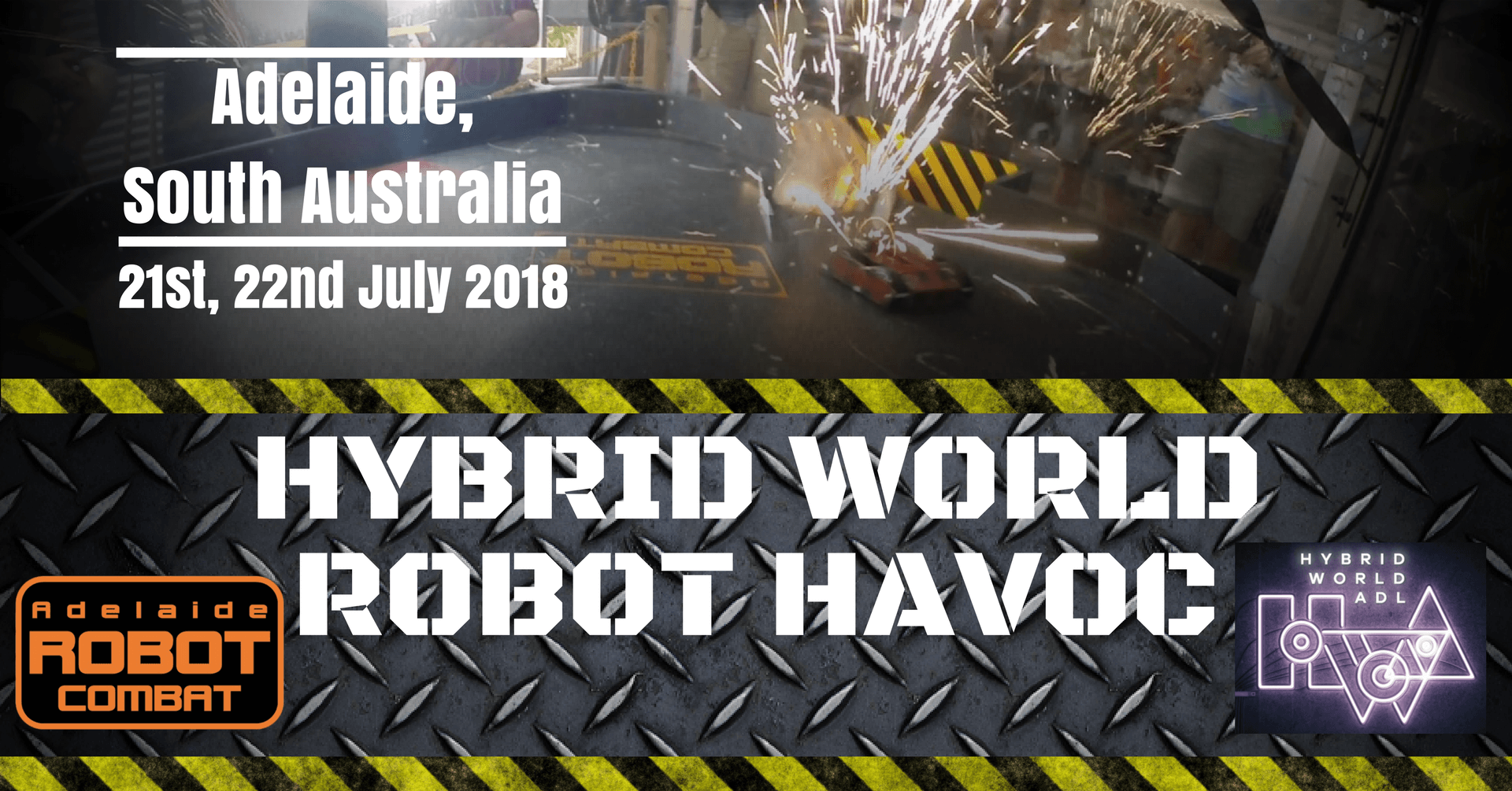 Hybrid world robot havoc robot eventcompressed