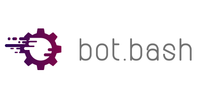 Botbash logo black