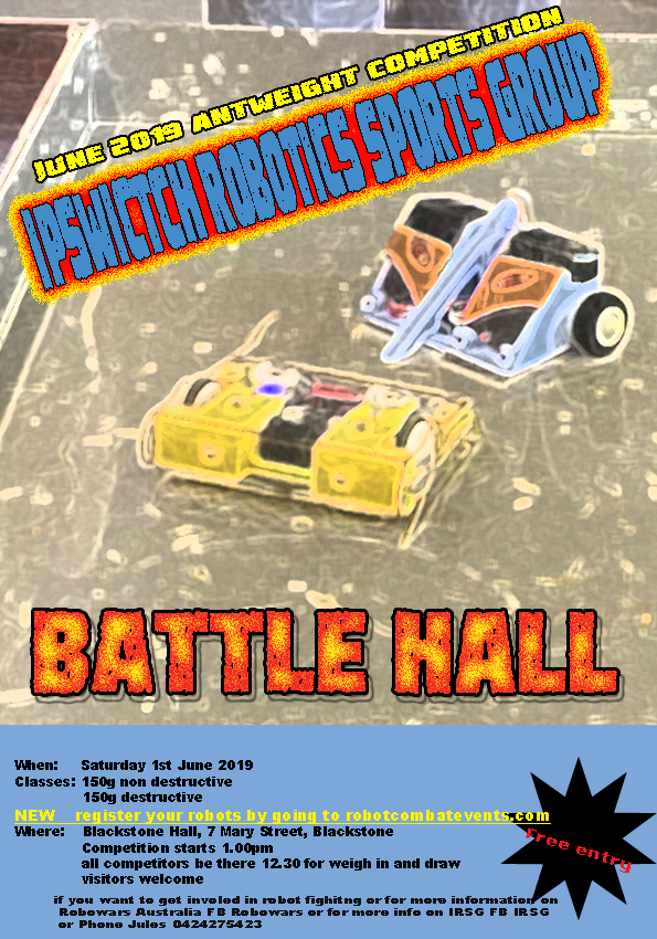 Battle hall  ants comp june2019 edited 2
