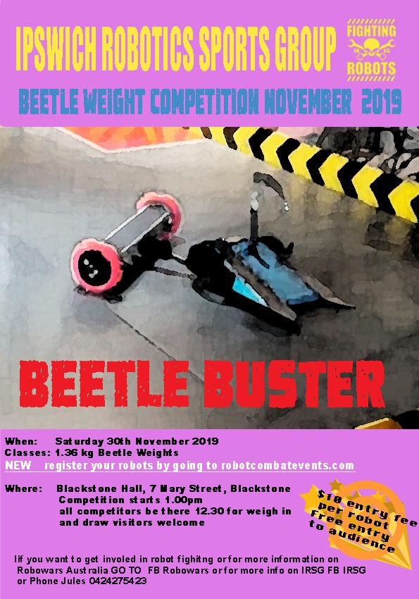 Beetle bonanza2019