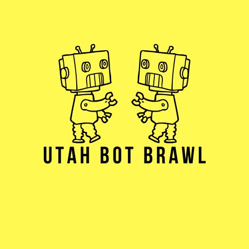 Utah bot brawl logo