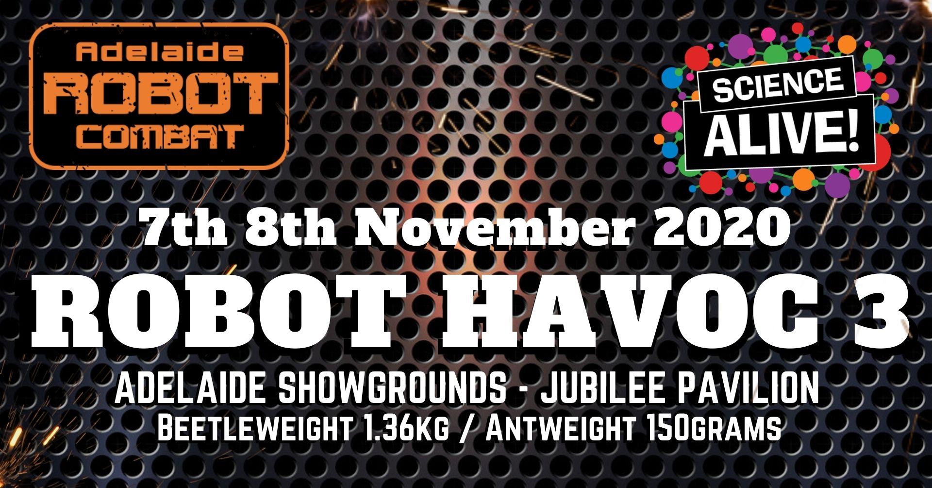Robot havoc 3 robot event 1