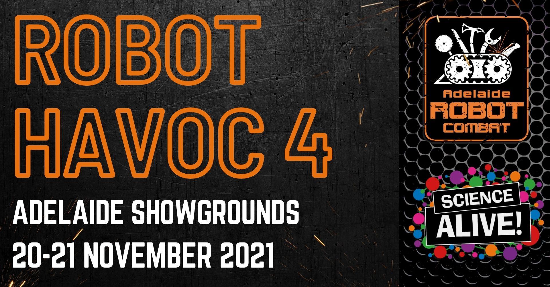Robot havoc 4 robot event