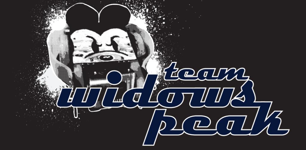 Team widows peak