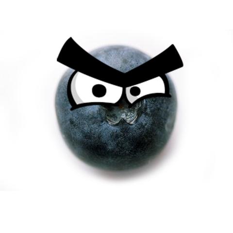 Badass blueberry